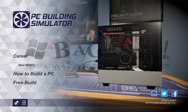 PC Building Simulator All DLC Full Version