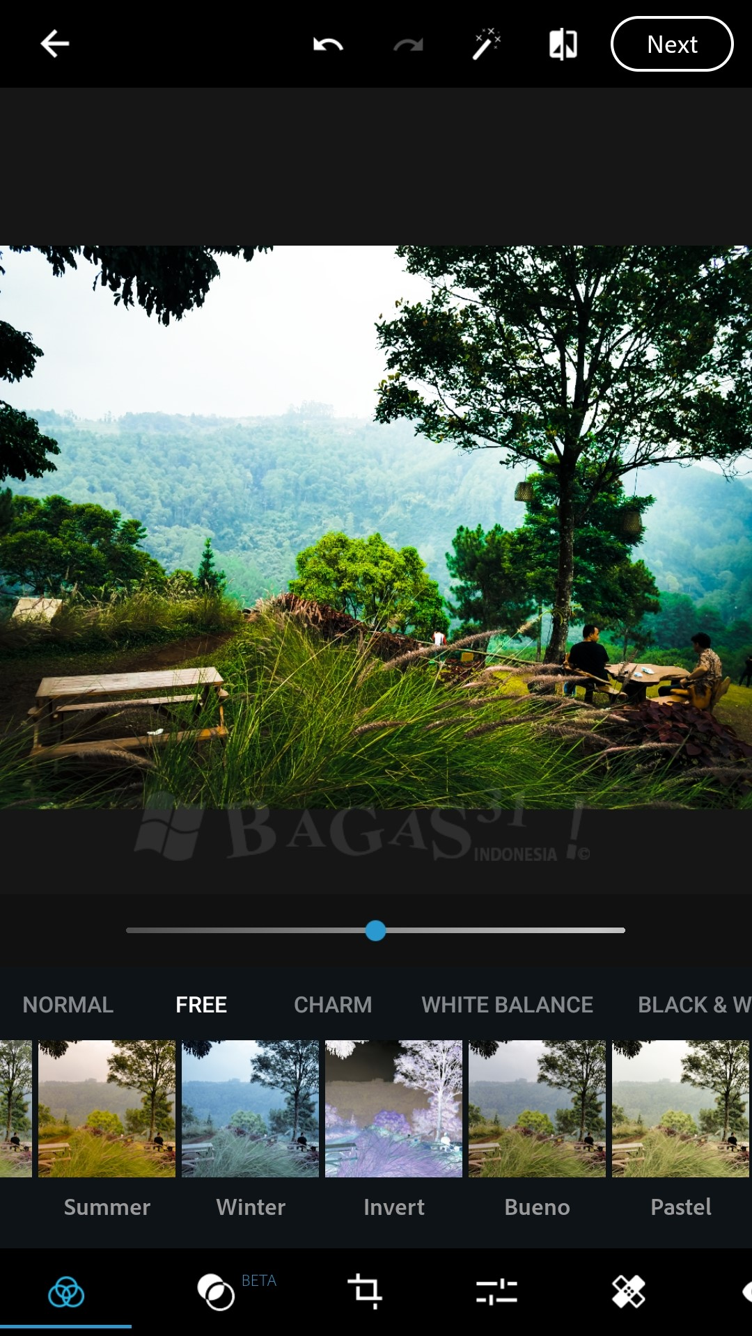 Adobe Photoshop Express Premium v6.3.596 Apk 2