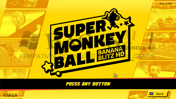 Super Monkey Ball - Banana Blitz HD Full Version