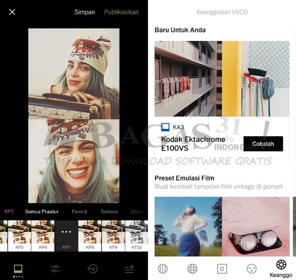 VSCO Full Pack 143 Apk