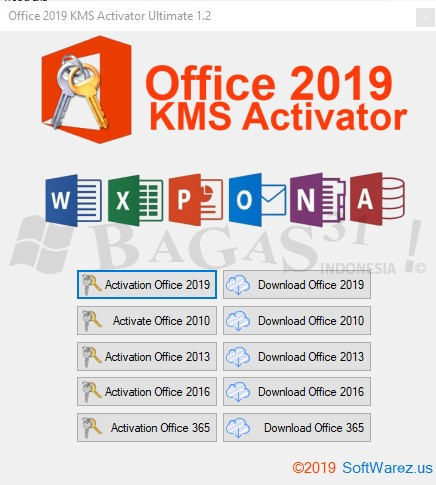 Office 2019 KMS Activator Ultimate 1.2 2