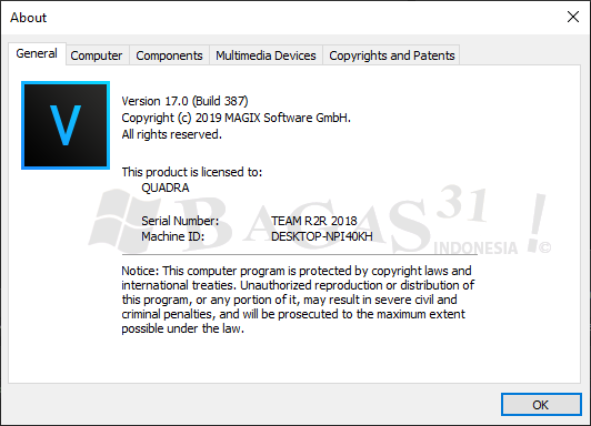 MAGIX Vegas Pro 17.0.0.387 Full Version 2