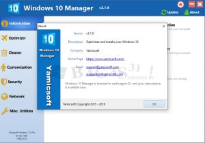 Windows 10 Manager 3.1.9 Full Version 2