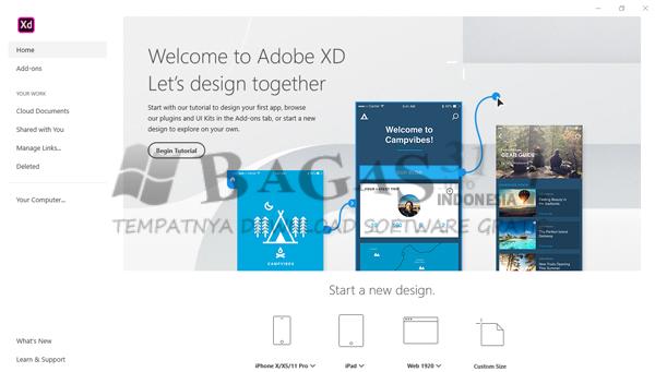 Adobe XD CC 2019 25.2.12 Pre-Activation