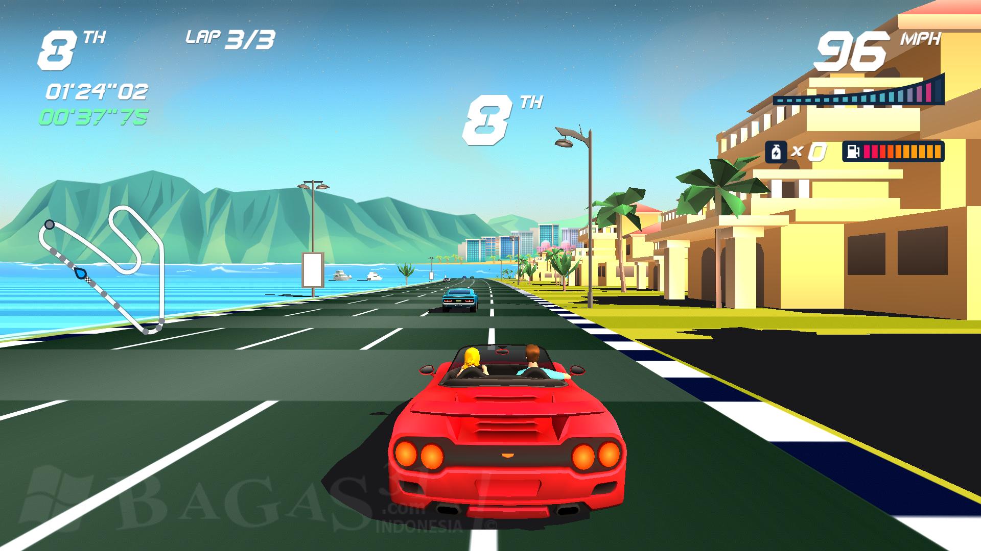 Horizon Chase Turbo Summer Vibes Full Version