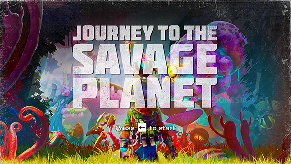Journey to the Savage Planet Full Version