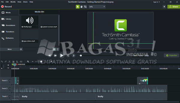 TechSmith Camtasia 2019.0.9 Build 17643 Full Version