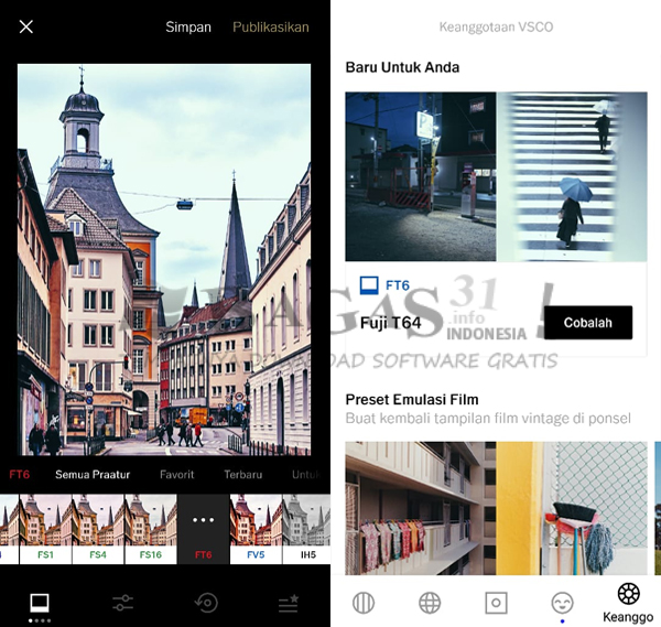VSCO Full Pack 149 Apk
