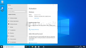 Windows 10 1909 update