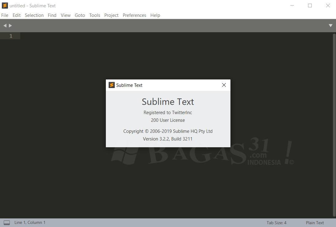 Sublime Text 3.2.2 Build 3211 Full Version