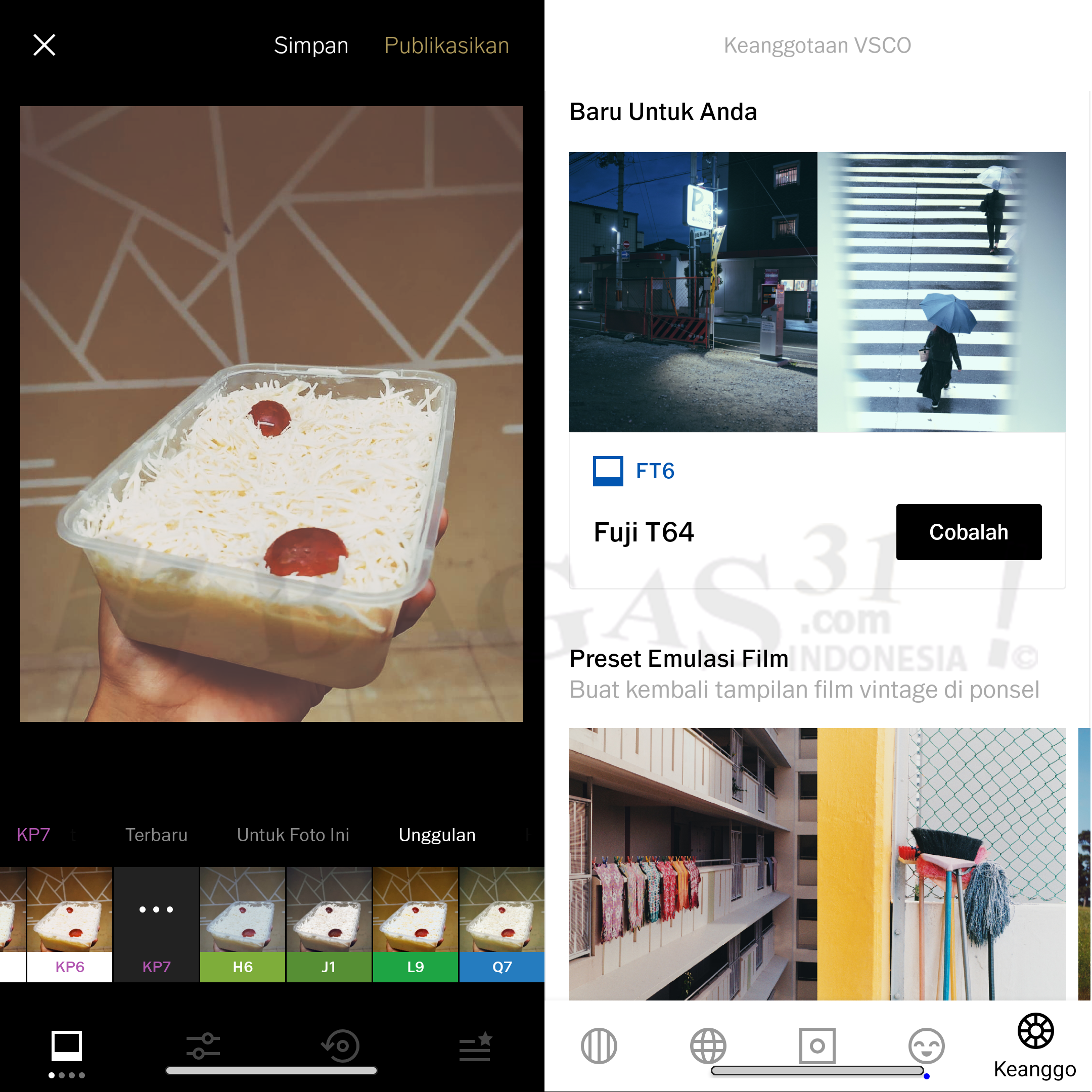 VSCO Full Pack 151 Apk