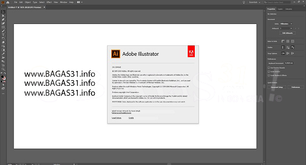 Adobe Illustrator 2020 24.1.0.369 Full Version