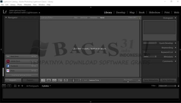 Adobe Lightroom Classic CC 2020 Portable