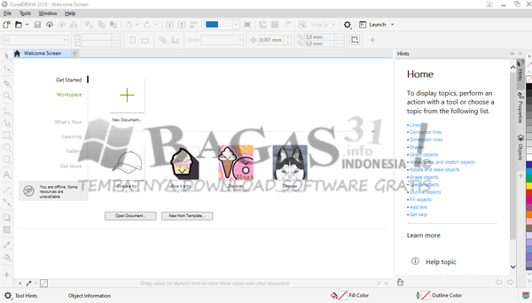 CorelDRAW Graphic Suite 2019 Portable
