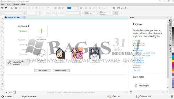 CorelDRAW Graphic Suite 2019 Portable