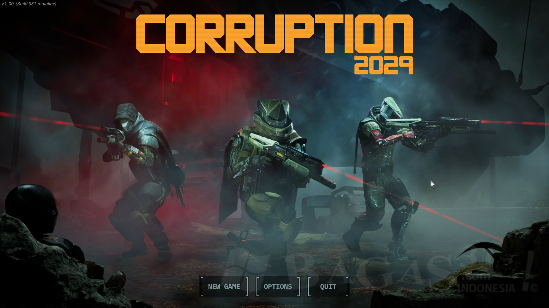 Corruption 2029 Full Version