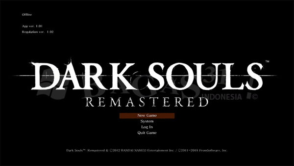 DARK SOULS REMASTERED Full Version