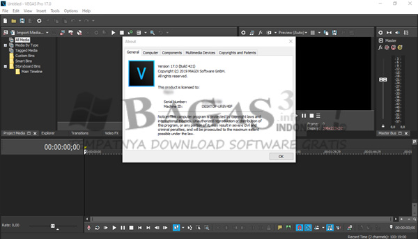 MAGIX Vegas Pro 17.0.0.421