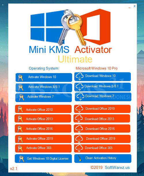 Mini KMS Activator Ultimate 2.1