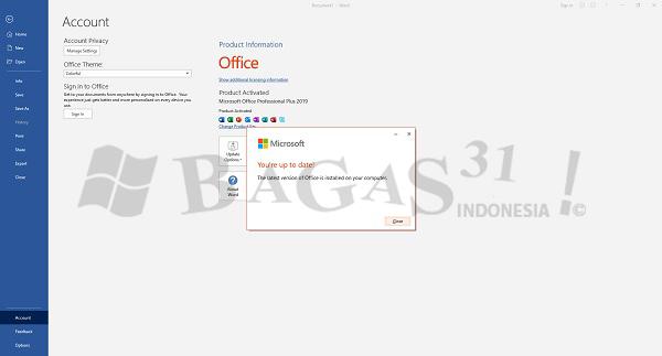 Microsoft Office 2016-2019 Pro Plus v2002 Build 12527.20194