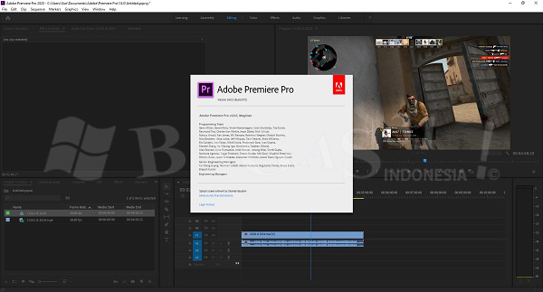 Adobe Premiere Pro 2020 14.0.2.104 Full Version