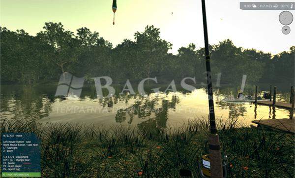 Ultimate Fishing Simulator Amazon River DLC
