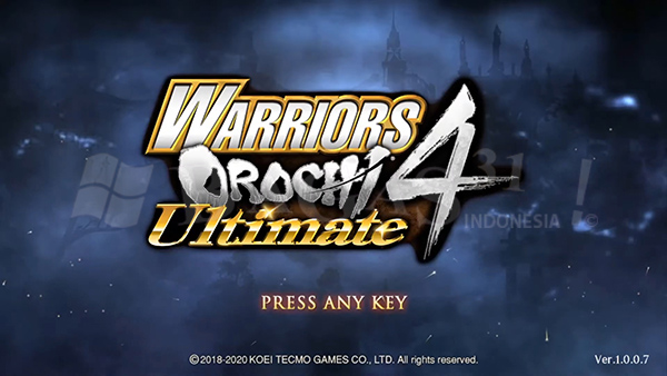 Warriors Orochi 4 Ultimate Deluxe Edition Full Version