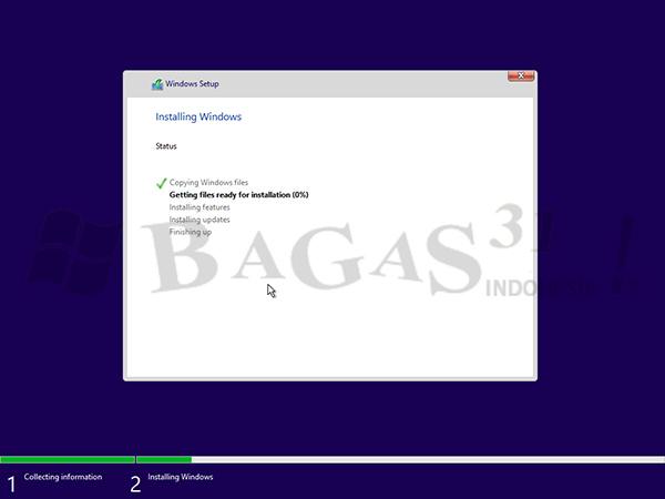 Windows 10 Pro 1909 Build 18363.657 Februari 2020