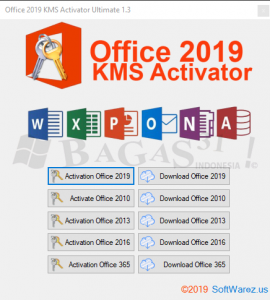 Office 2019 KMS Activator