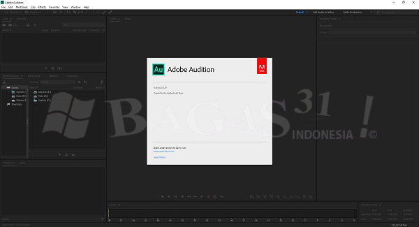 Adobe Audition 2020 13.0.4.39 Full Version