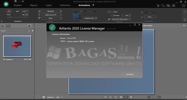 Artlantis 2020 9.0.2.21736