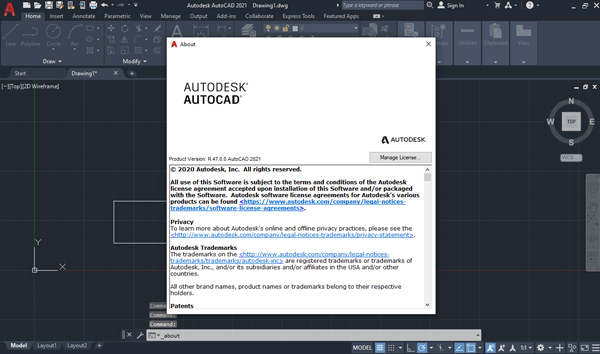 Autodesk AutoCAD 2021 Full Version 1