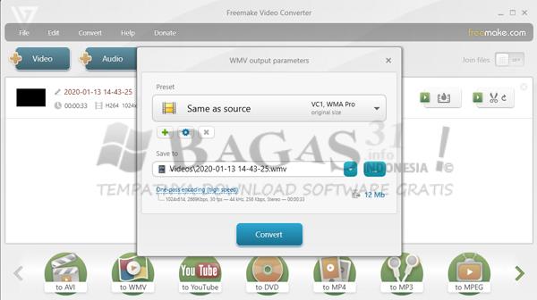 Freemake Video Converter 4.1.11