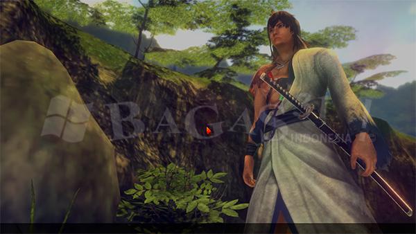 KATANA KAMI A Way of the Samurai Story Full Version