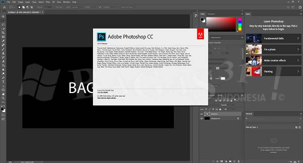 Adobe Photoshop CC 2019 v20.0.9.28674 Full Version