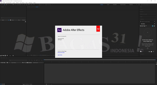Adobe After Effects 2020 v17.1.0.33 Full Version