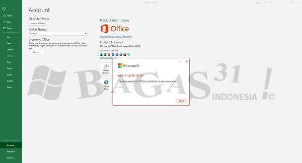 Microsoft Office 2019 Pro Plus v1908 Build 11929.20708 April 2020