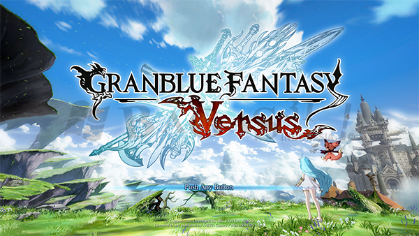 Granblue Fantasy Versus Full Version