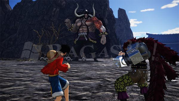 One Piece Pirate Warriors 4 Full Version