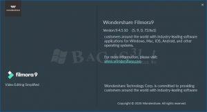 Wondershare Filmora 9.4.5.10 Full Version 2