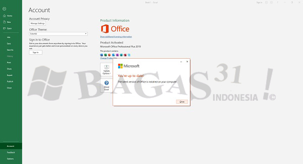 Microsoft Office 2019 Pro Plus v1908 Build 11929.20776 Mei 2020