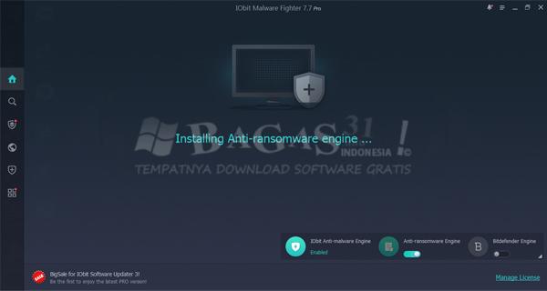 IOBit Malware Fighter Pro 7.7