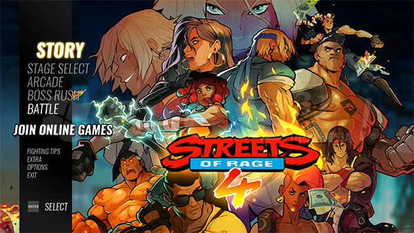 Streets of Rage 4 Full Version