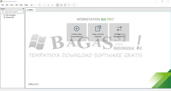 VMware Workstation Pro 15.5.5