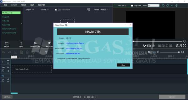 Windows Movie Maker 2020
