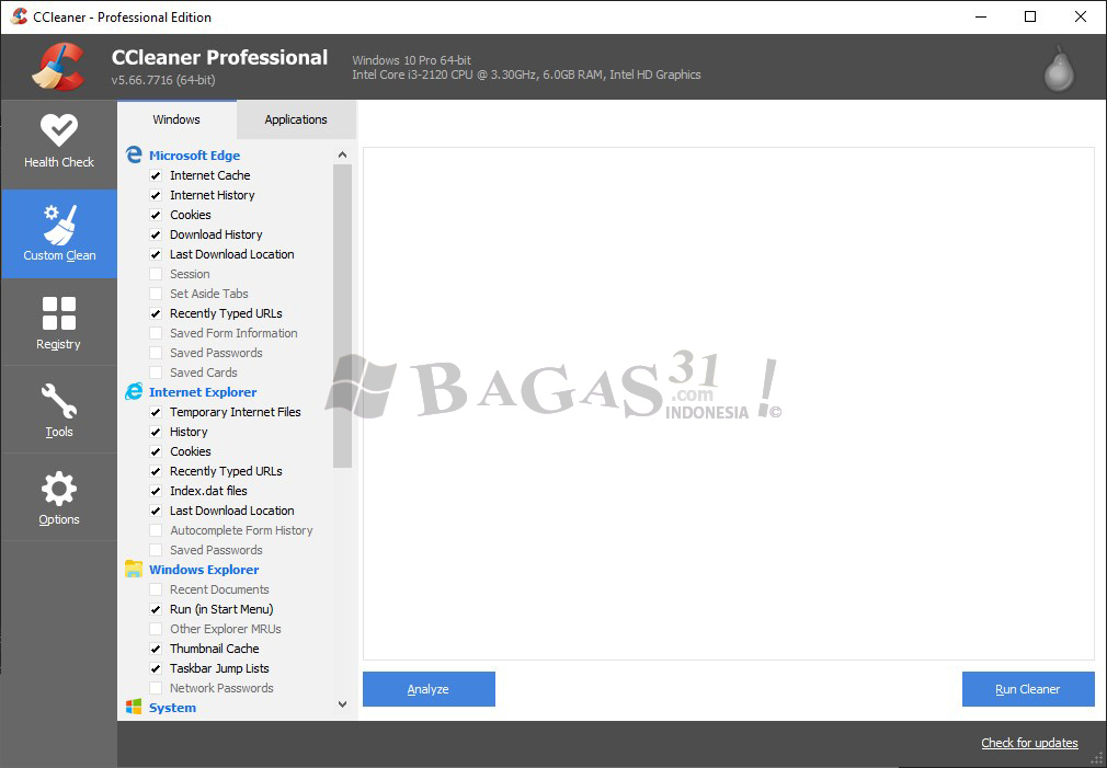 CCleaner 5.67 Full Patch
