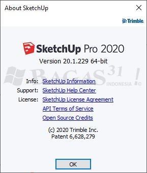 SketchUp Pro 2020 v20.1.229 Full Version 2