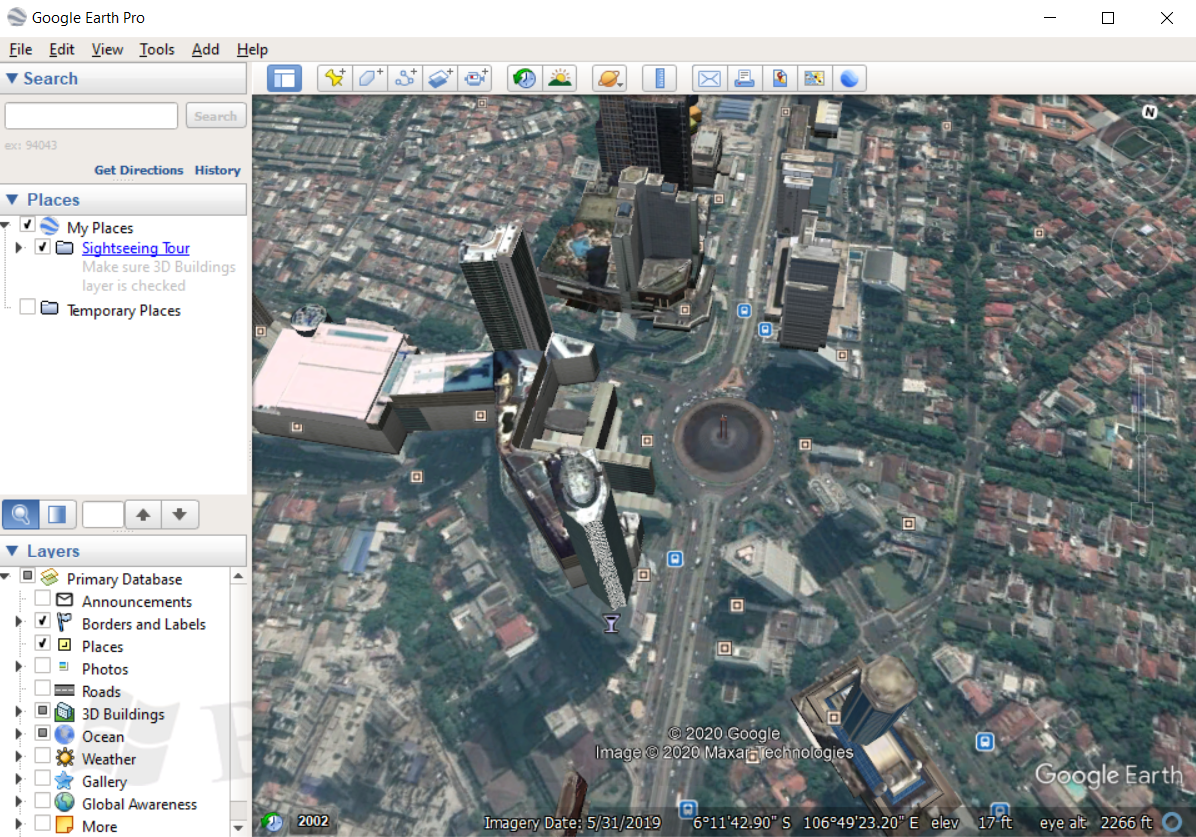Google Earth Pro 7.3.3 Full Version