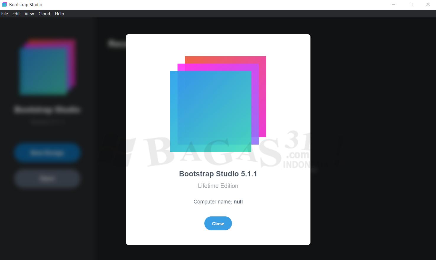 Bootstrap Studio 5.1.1 Full Version