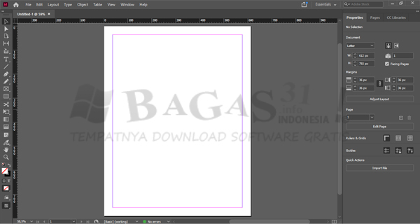 Adobe Indesign 2020 15.1.1.103